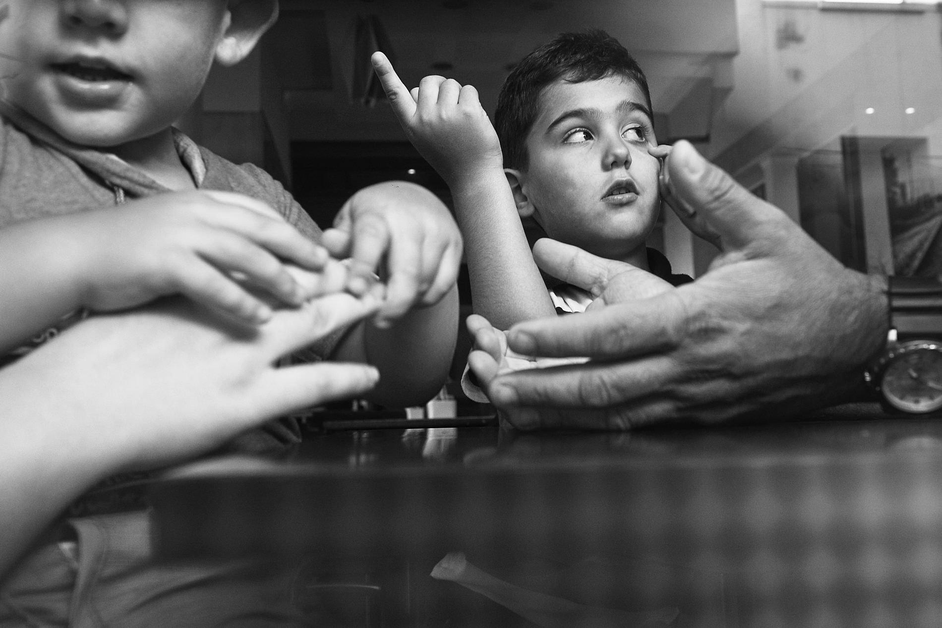 mini sesiones de familia en torrelavega