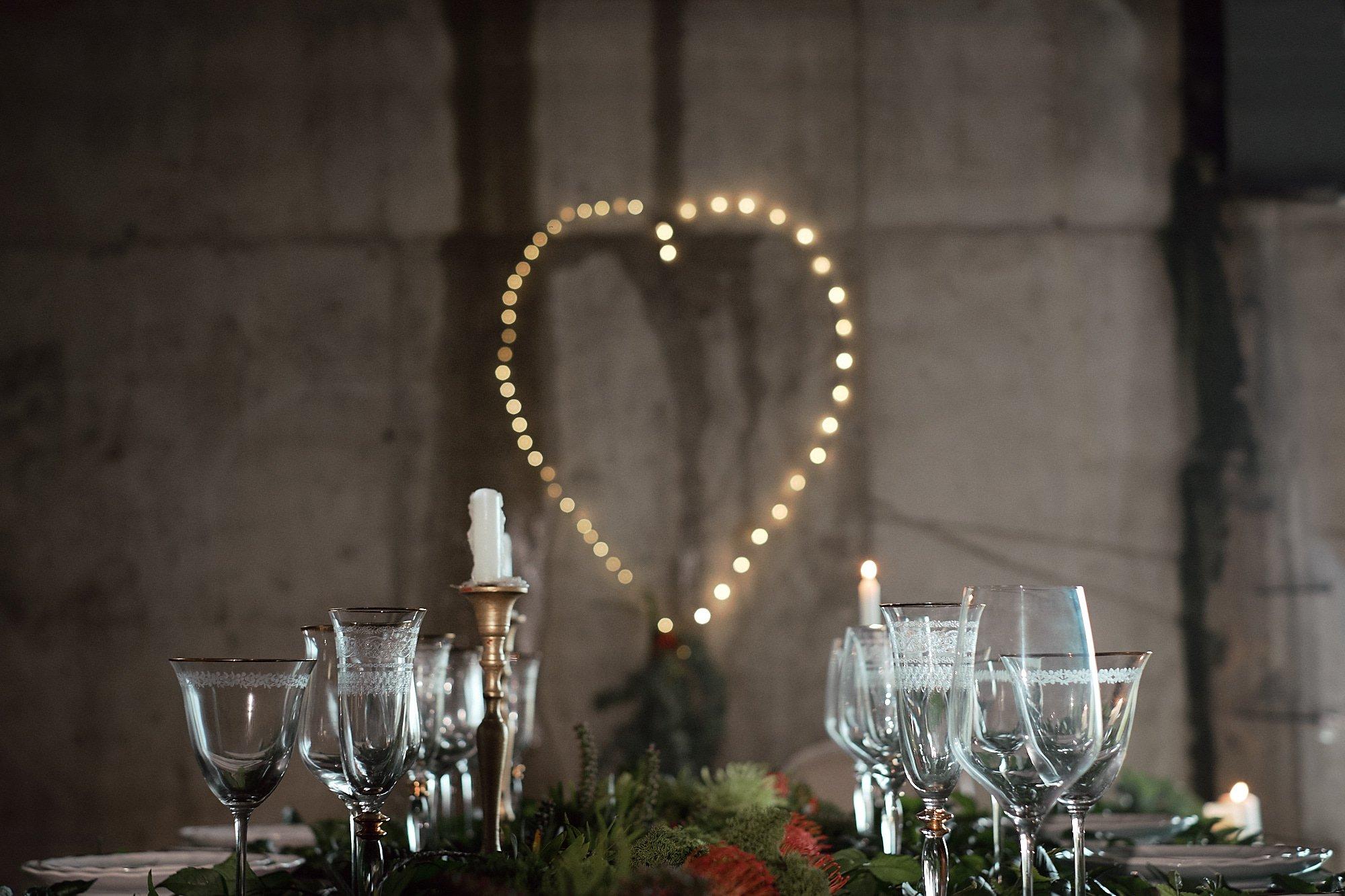 mesa banquete de boda