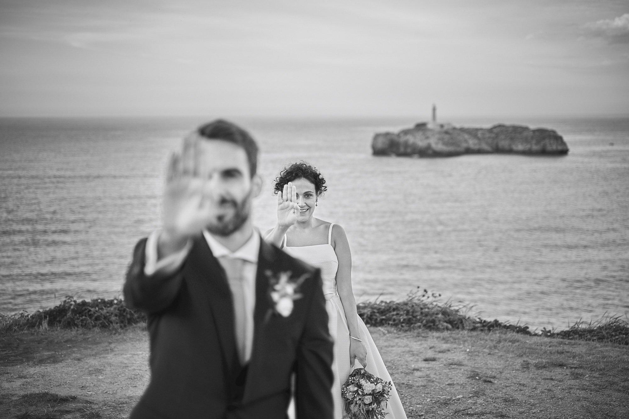 boda en el palacio de la magdalena