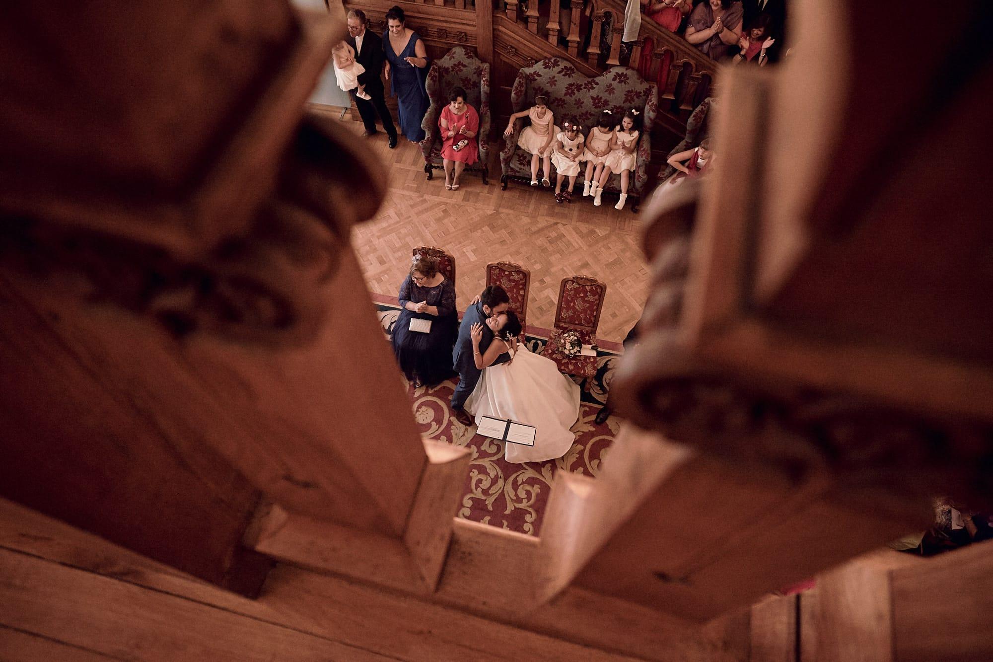 boda en el Palacio de la Magdalena y el hotel bahia de santander