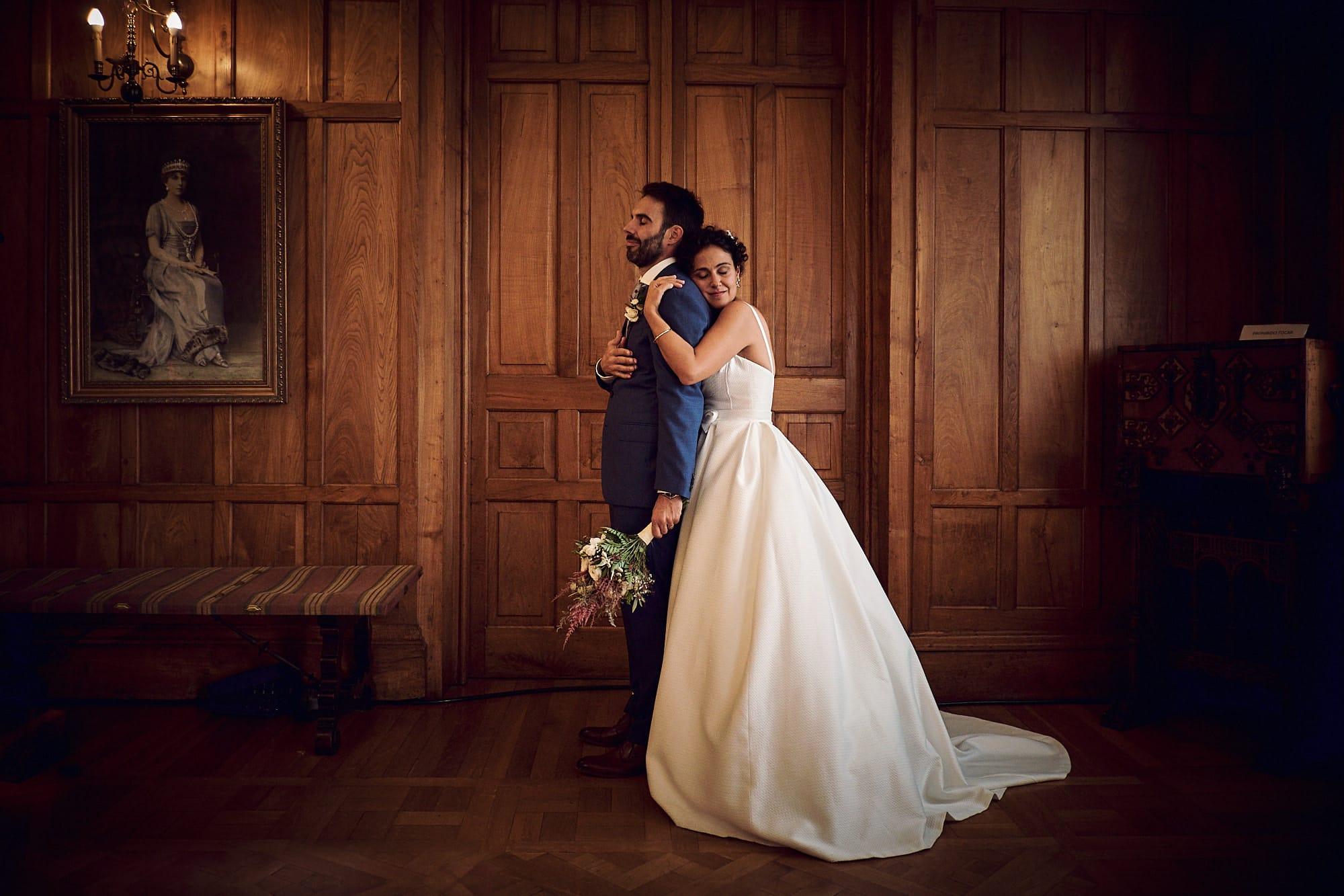 fotógrafo de boda en el Palacio de la Magdalena y el hotel bahia de santander