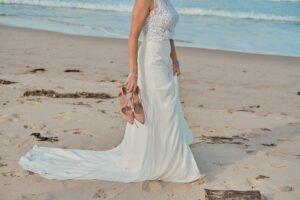 post boda en la playa de San vicente