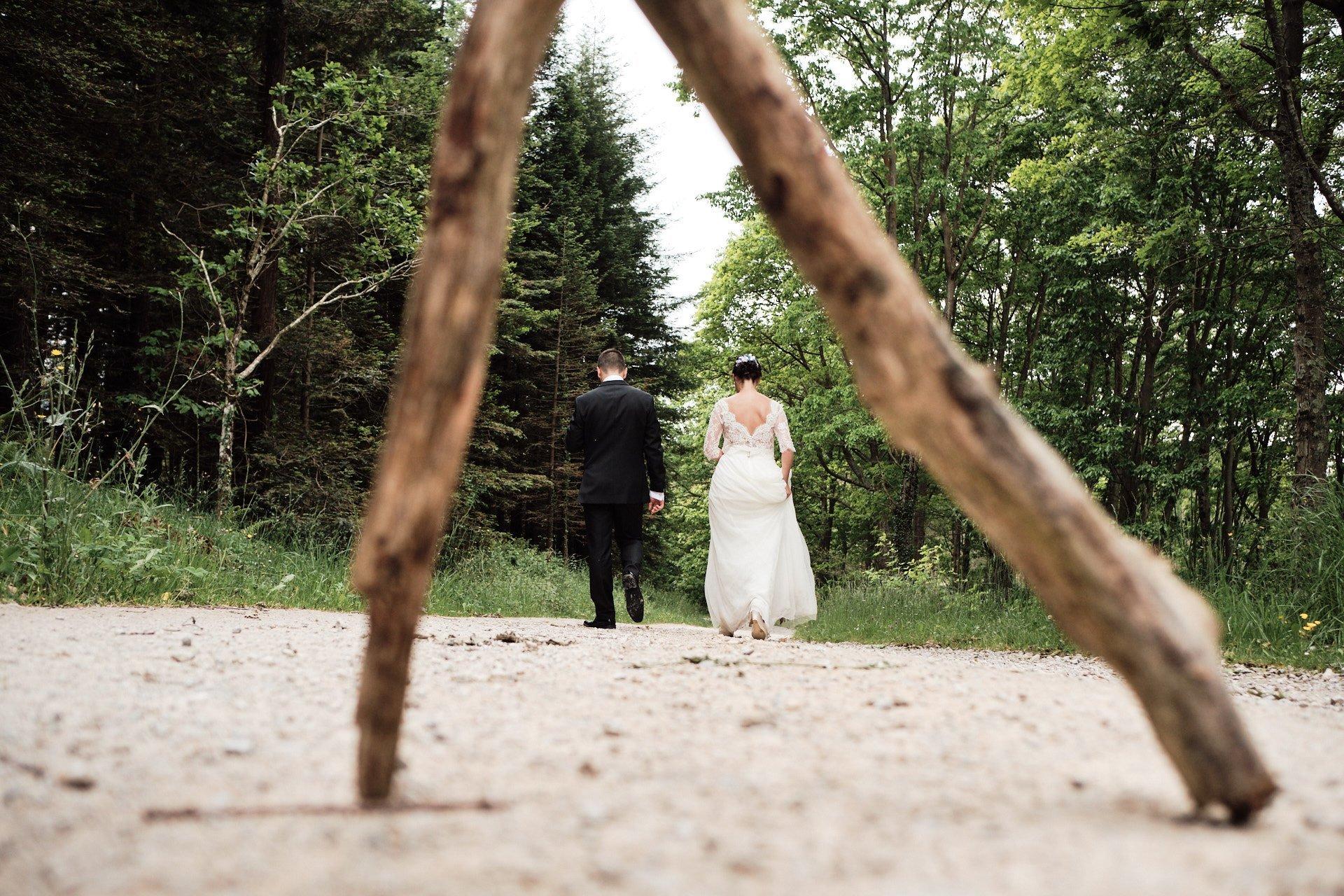 fotógrafo de boda postboda en el monte corona de cantabria hermita san esteban
