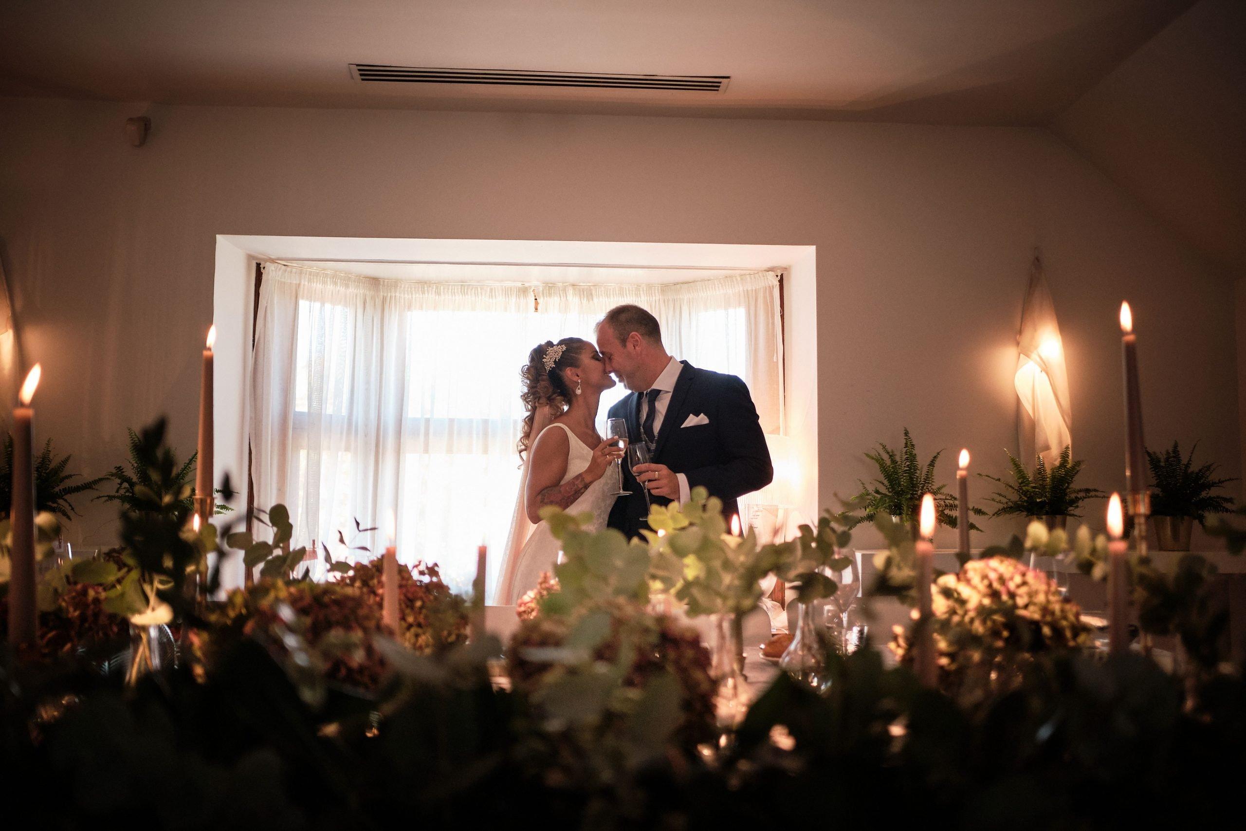 fotos de boda en el restaurante deluz de santander by Fabrizio Maulella