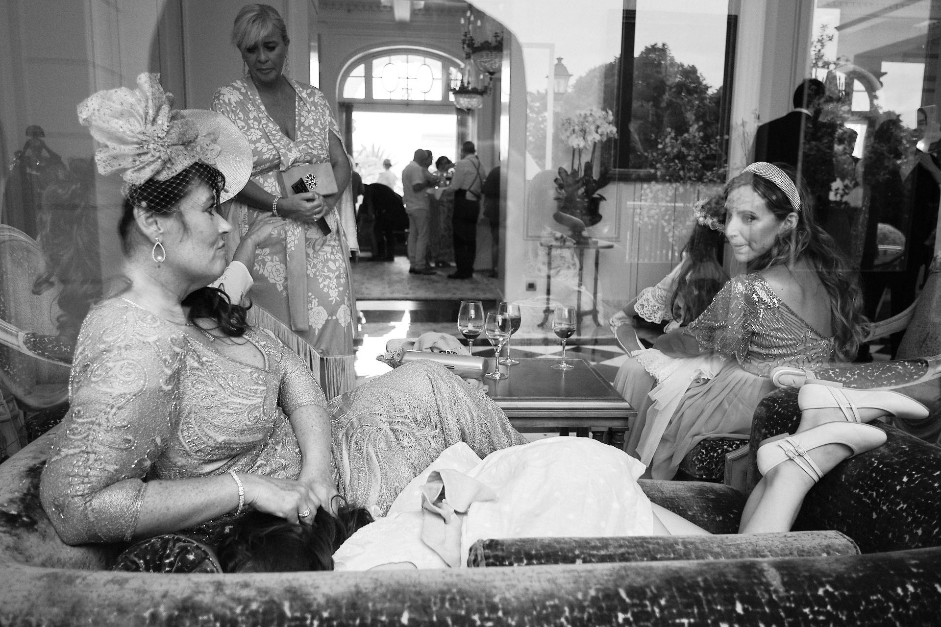 boda en el hotel real de Santander by Fabrizio Maulella